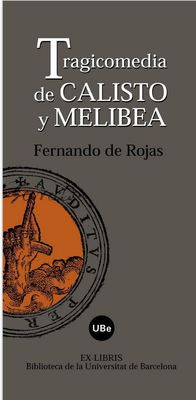 Cover of the Biblioteca de la Universidad de Barcelona edition, 2009