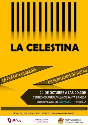 Representación del Centro Cultural Santa Brígida, Las Palmas, de Álamo (2016)