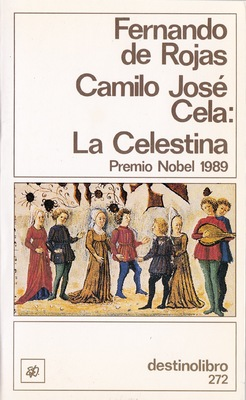 Cover of the Ediciones Destino: Barcelona edition, 1989