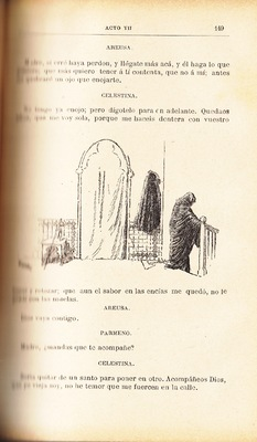 Second illustration of act VII from the Barcelona edition (1883)