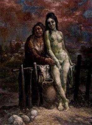 La Alcahueta, de Barba (1949 c.)