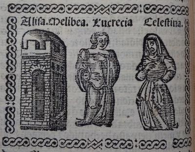 Illustration of act 4 of Medina del Campo, 1530<br /> <br />