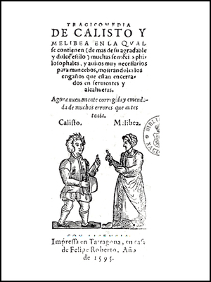 Cover of the Tarragona edition, 1595.