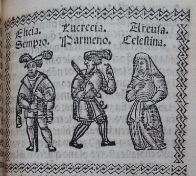 Illustration of act 9 of Medina del Campo, 1530<br />