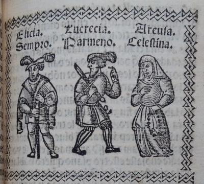 Illustration of act 9 of Medina del Campo, 1530<br /> <br />