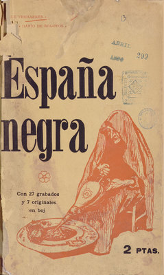 Black Spain, by Regoyos (1899)