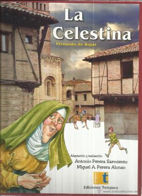 Comic of La Celestina, by Perera Sarmiento (2002)