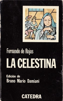 Cover of the Cátedra: Madrid edition, 1974