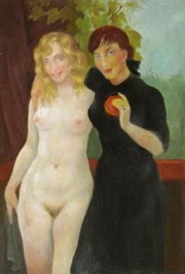 La alcahueta, de Birkle (1932)