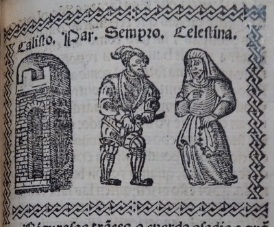 Illustration of act 5 of Medina del Campo, 1530<br /> <br />