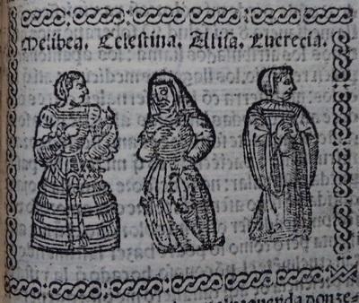 Illustration of act 10 of Medina del Campo, 1530<br /> <br />