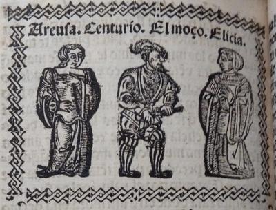 Illustration of act 15 of Medina del Campo, 1530<br /> <br />