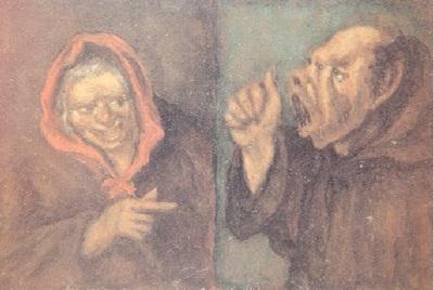 Vieja y fraile, de Alenza y Nieto (fecha desconocida)