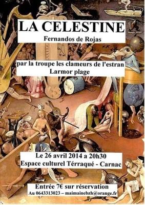 Representación del Espace Culturel Terraqué, Carnac, Francia, de Arnaud (2014)