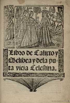 Cover of the Sevilla edition, 1518-1520 (1502).