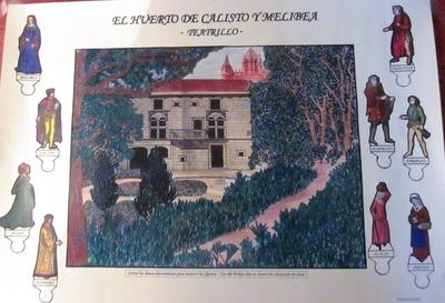 El huerto de Calisto y Melibea, theater (2000 c.)
