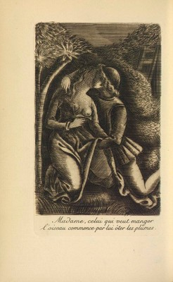 Illustration of the act XIX of Paris 1922