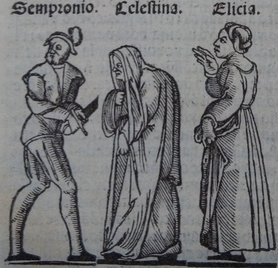 Image of act 3 of the edition of Lisbon (1540)