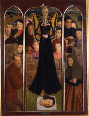 My funerals, by Viladrich (1910)