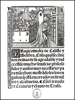Cover of the Toledo edition, 1538.