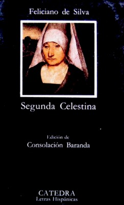 Cover of The Second Celestina, by Silva (1988)