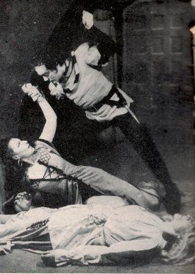 Representación del Théâtre Palace, París, de Meyer (1945-1946