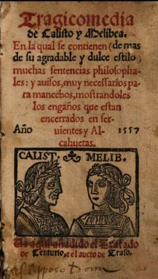 Cover of the Estella edition, 1557