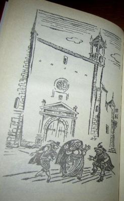 Illustration of a Russian edition, 1989