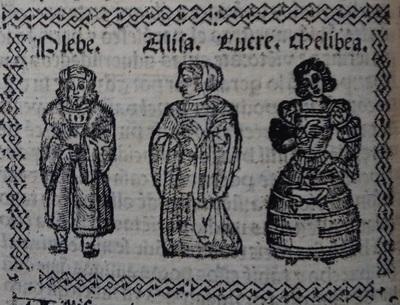 Illustration of act 16 of Medina del Campo, 1530<br /> <br />