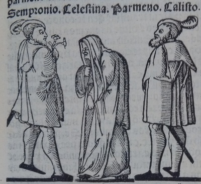 Image of act 5 of the edition of Lisbon (1540)