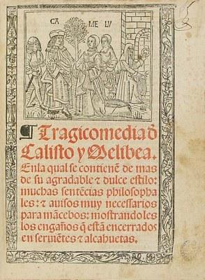 Portada de Burgos, 1531.