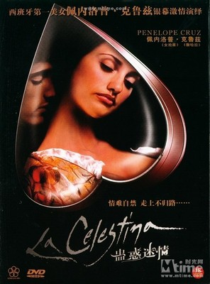 Chinese DVD case of the movie, by Gerardo Vera (1996)