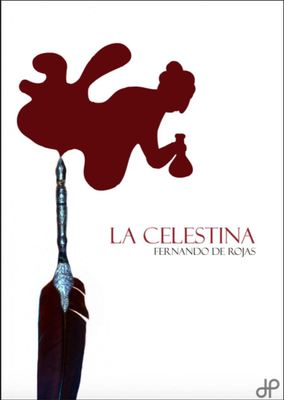 Cover proposal of La Celestina, by González (2016 c.)
