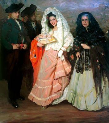 Doña Paca y su prenda, de Soria Aedo (1943)