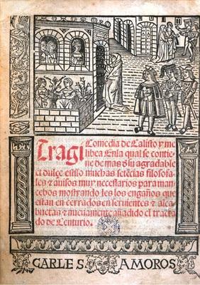 Portada de Barcelona, 1525.