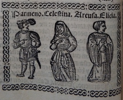 Illustration of act 7 of Medina del Campo, 1530<br /> <br />