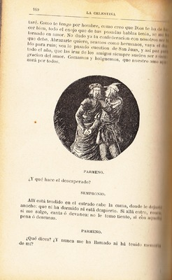 Second illustration of act VIII from the Barcelona edition (1883)