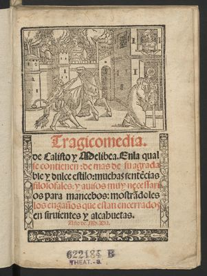 Cover of Seville, 1550