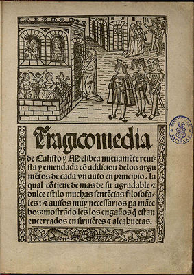 Cover of the Valencia edition, 1514.