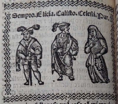Illustration of act 11 of Medina del Campo, 1530<br />