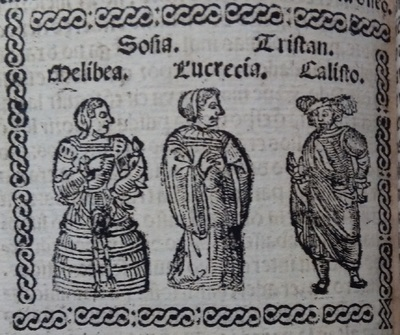 First illustration of act 14 of Medina del Campo, 1530<br /> <br />