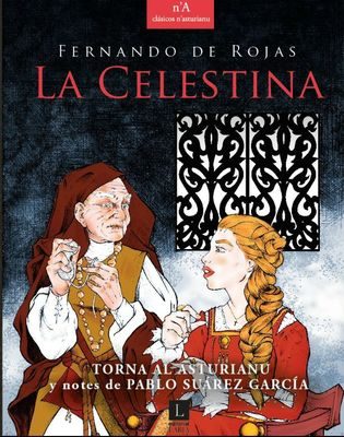 Cover of the Larea edition, Oviedo (2018)