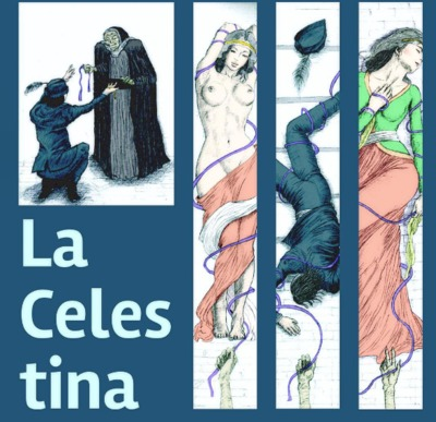 Illustrations of La Celestina, de Jaimes Serrano (2015)
