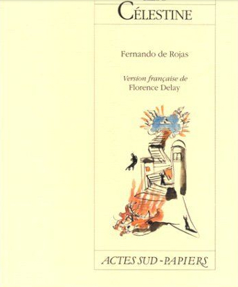 Cover of the Actes Sud-Papiers edition, 1992