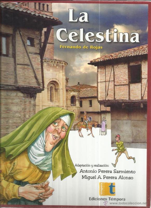 Comic of La Celestina, by Perera Sarmiento (2002)