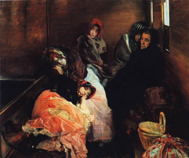 White Slavery (Trata de blancas), by Sorolla (1894)