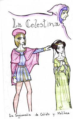 Comic La Celestina, school project, by various authors (2008)