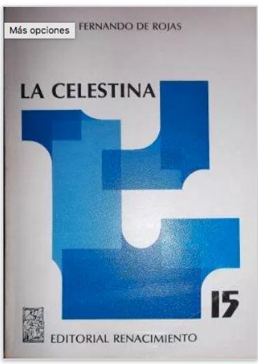 Cover of the Editorial Renacimiento edition, 1980