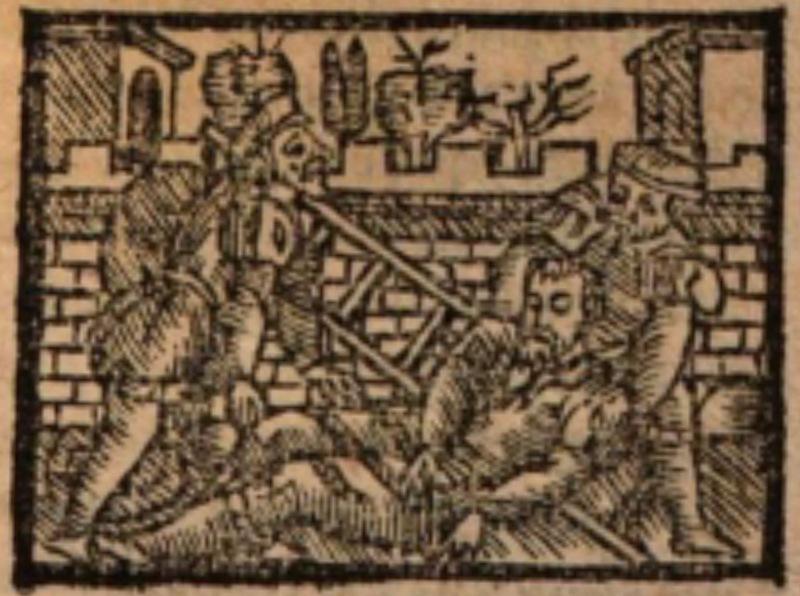 Image of act XIX of the Salamanca edition (1590)