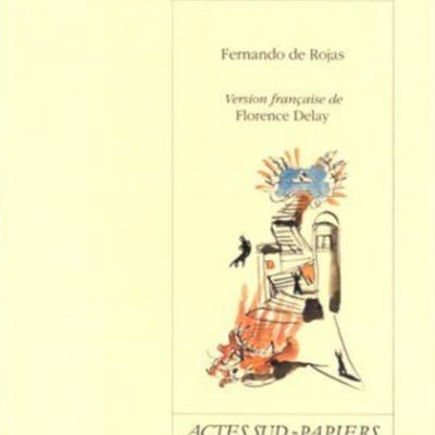 Cover of the Actes Sud-Papiers edition: Paris, 1989